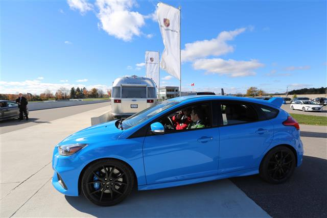 Canadian Car of the Year 2017 - TestFest
